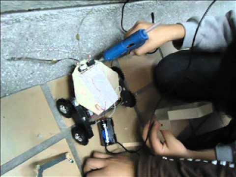 Curso de robotica para niños