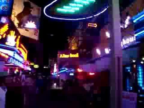 bangkok, thailand soi cowboy strip
