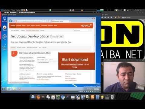 Ubuntu 10.10 descargar. grabar CD instalar con Wubi o directamente
