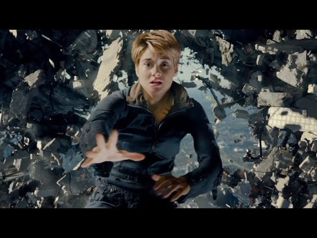 "The Divergent Series: Insurgent - ""The One"" Super Bowl Trailer"