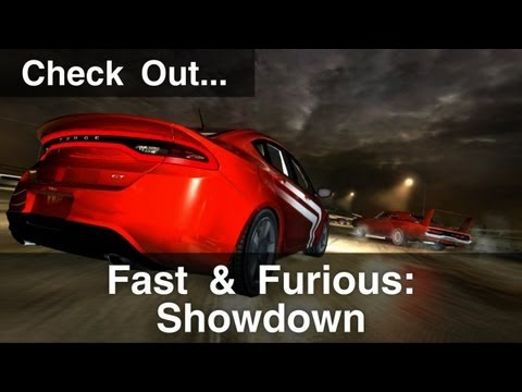 Check Out - Fast & Furious: Showdown