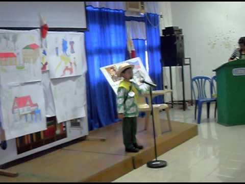 PALIGSAHAN SA PAGBIGKAS NG TULA PARA SA LINNGO NG WIKA (LORMA SAN JUAN CAMPUS,AUG.29.2012)