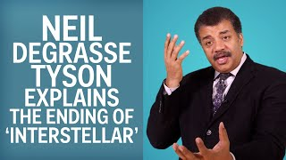 Neil deGrasse Tyson Explains The End Of 'Interstellar'