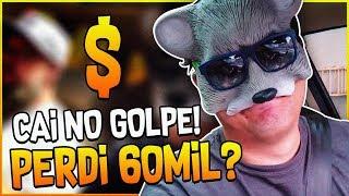 CAI EM UM GOLPE E QUASE PERDI R$ 60.000,00 💲💲💲