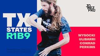 2019 TXSTATES   R1B9   Wysocki, Ulibarri, Conrad, Perkins