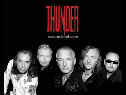Thunder - Preaching From A Chair