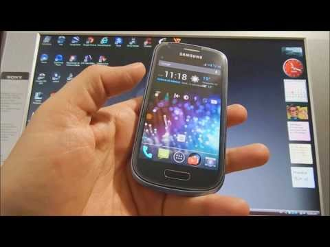 Como actualizar JB 4.3 & Desarrollo KitKat 4.4 - Galaxy S3 Mini I8190/L (EspañolMX)