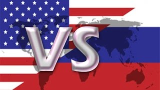 Россия VS США  Russia VS USA