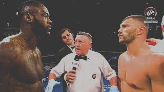 Evgeny Romanov | THE MAN WHO KNOCKED OUT DEONTAY WILDER