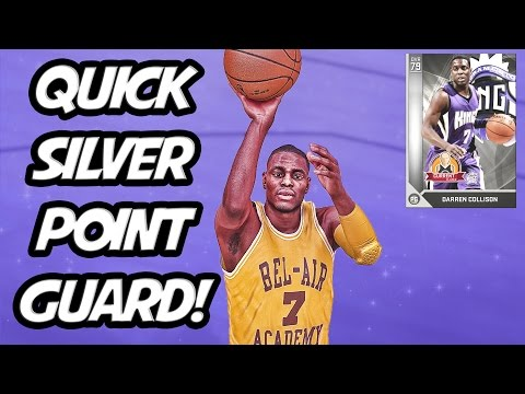 NBA 2K16 MyTeam - Speedy Darren Collison Debut- NBA 2K16 My Team Gameplay!
