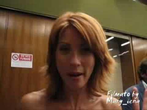 Milena Miconi dalla conferenza stampa di Terapia d'Urgenza
