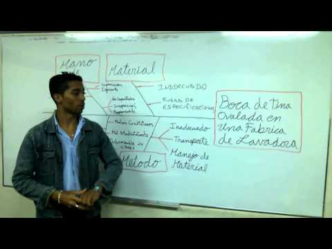 Video 7 Herramientas para el Control de Calidad