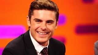 Zac Efron's Motorcycle Lesson with Tom Cruise - The Graham Norton Show - S11 E3 - BBC One