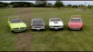 MotorWeek | Retro Review: Torino, Cyclone, Charger, & Superbird