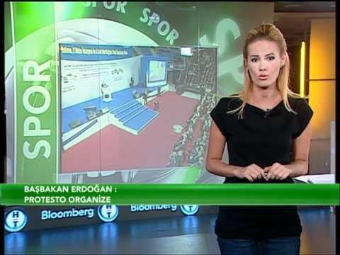 Deniz Türe Bloomberg Ht Spor Bülteni 7