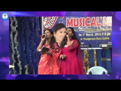 Jesus Song - Aradhana Aradhana Singer Sunayana - Nature Is God video