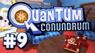 Quantum Conundrum #9 - Let's Play Quantum Conundrum Gameplay German / Deutsch