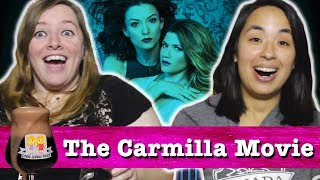 "Drunk Lesbians Watch ""Carmilla"" (Feat. Ashly Perez)"