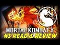 Mortal Kombat X #3 Scorpion's Apprentice Part 2 of 2 (Read & Review)