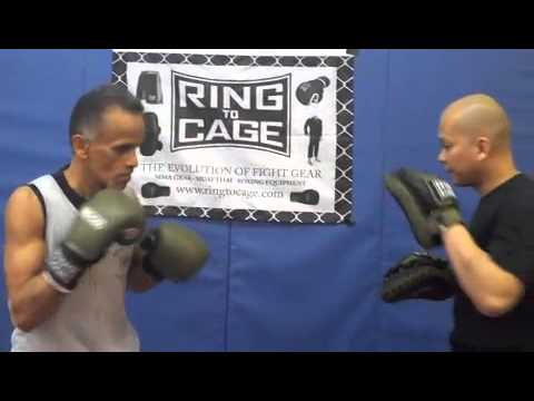 Basic Boxing Combo 1-6 @ Mayo Academy of Combat Sports Image 1