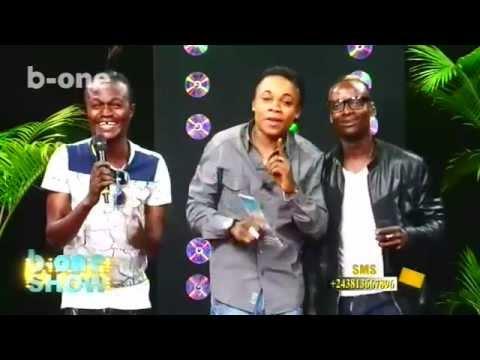 b-one Show, Dauphin Mbulamatadi, Tintin et Mbinzo