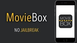 How to Get Movie Box On iPhone IOS Running 10.3 And 10.2 And Lower (No Computer)