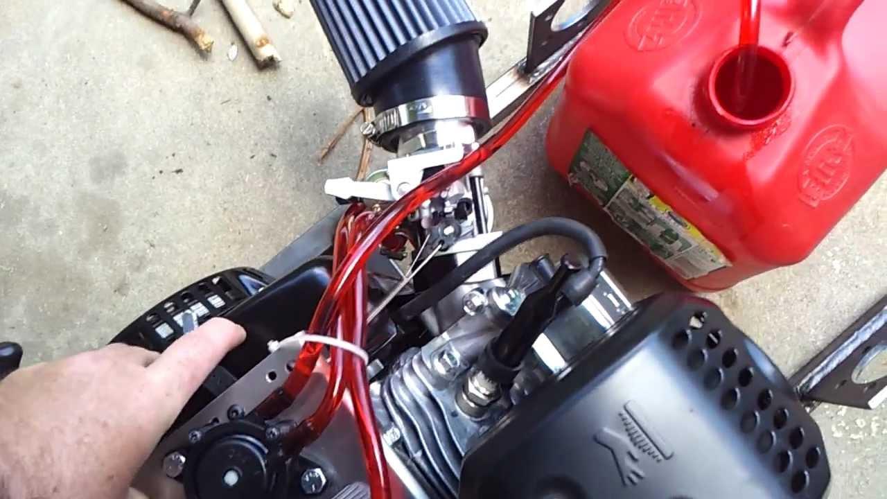 Fully Built Honda Clone OHV Predator 212cc 4stroke  : maxresdefault from www.youtube.com size 1280 x 720 jpeg 97kB