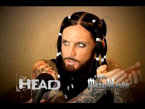 BRIAN 'HEAD' WELCH (Part 1) on Robbs MetalWorks