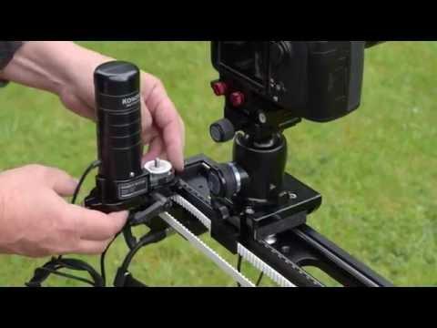 Critical Video Review: KONOVA smart motorized kit for K7 Slider