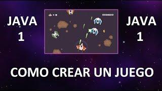 Tutorial Java: Crear Juego De Asteroides Episodio 1, Creando La Ventana