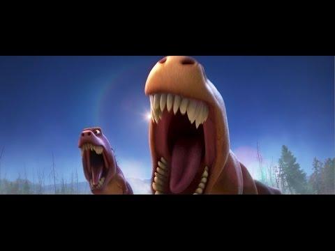 The Good Dinosaur / Pixer