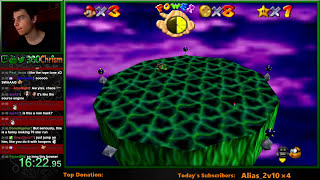 Super Mario 64 Chaos Edition Any% Speedrun in 17:48 [World Record]