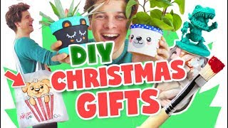 DIY Christmas Gift Ideas! EASY & Affordable | HelloRasmus