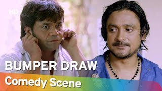 Bumper Draw - Comedy Movie Scene - Rajpal Yadav - Superhit Comedy - Shemaroo Bollywood Comedy