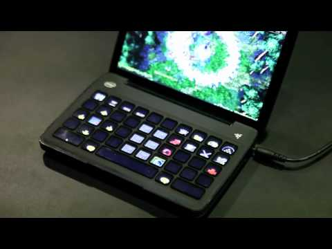 Razer Switchblade hands-on