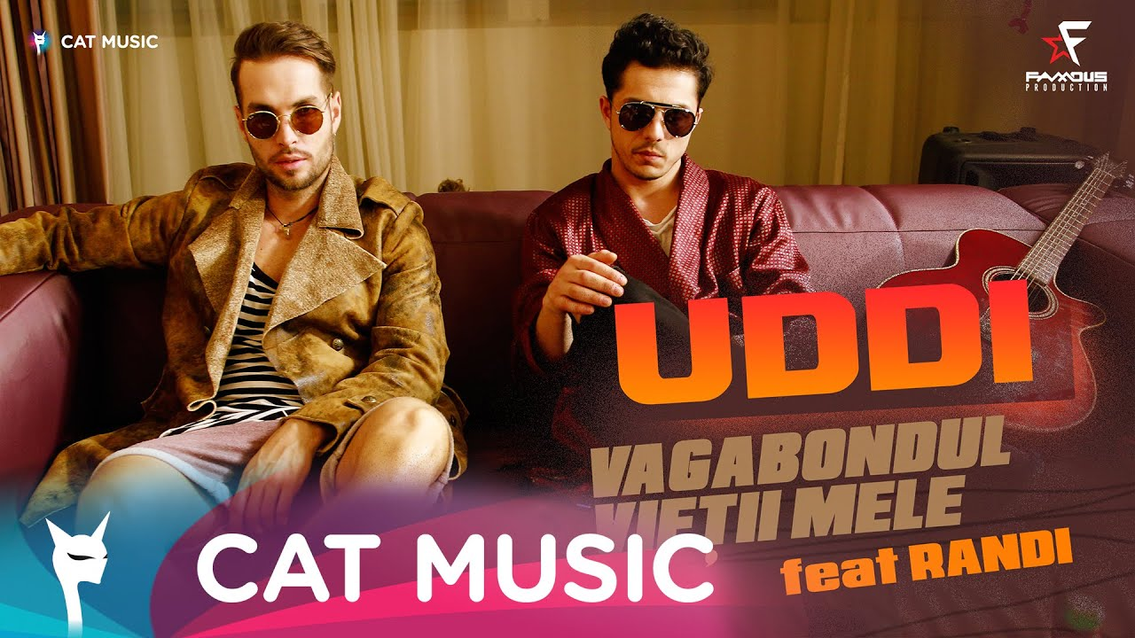 Uddi feat. Randi - Vagabondul vietii mele (Official Video) by Famous Production