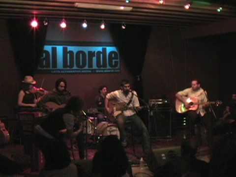 Volumen Cero - El Mar (Live)