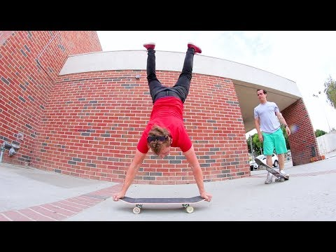 The DEADLIEST Type Of Skateboard Trick!