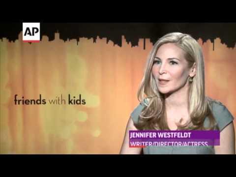 Westfeldt And Friends Make 'Friends With Kids'