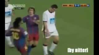 Carles Puyol, the king of fair football play
