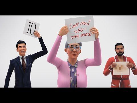 The Sims 4: Simlish Hotline (recording) video