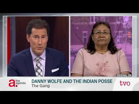 Danny Wolfe and the Indian Posse