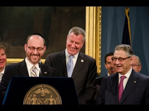 Mayor Bill de Blasio Announces New Steps to Help Families of Students with Disabilities