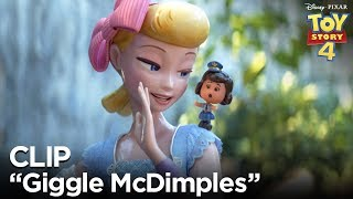 """Giggle McDimples"" Clip 