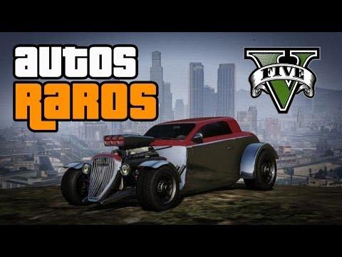 GTA V | Autos Raros | Juanluis01