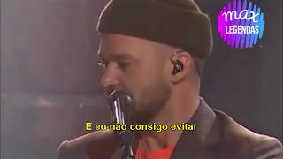 Justin Timberlake Chris Stapleton Say Something Tradução Legendado