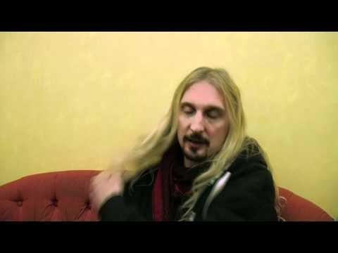 Intervista ad Oscar Dronjak (HammerFall)