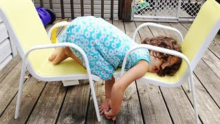 Kids Can Sleep Anywhere and Everywhere | Funny Kids Sleeping pictures