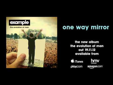 Example - 'One Way Mirror' (Audio Only)