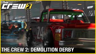 The Crew 2: Demolition Derby Trailer | Ubisoft [NA]